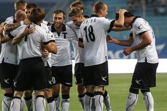 «Торпедо» сыграло вничью с «Амкаром»