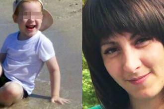Погибший Алеша Шимко и Ольга Алисова, которая находилась за рулем автомобиля