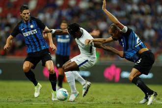 «Интер» обыграл «Челси» в матче Международного кубка чемпионов