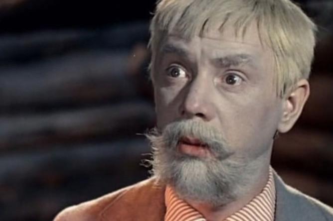 Кадр из фильма «Сказка о потерянном времени» (1964)