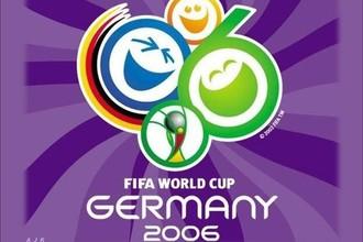 Логотип чемпионата мира 2006 года