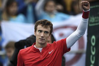 Российский теннисист Андрей Кузнецов сыграет с Энди Марреем в первом круге «Ролан Гаррос»