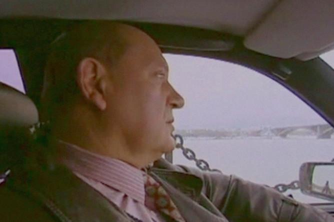 Владислав Жуковский в сериале «Улицы разбитых фонарей 4» (2001-2002)