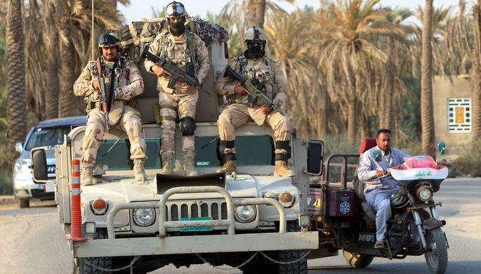 В Ираке заявили, что Трамп не спрашивал разрешения на размещение войск в стране