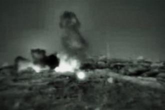 Смерть на камеру: Израиль показал видео удара по Сирии