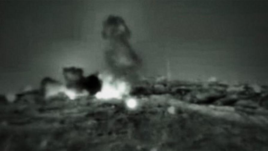 Армия Израиля нанесла удар по стратегическим зданиям ХАМАС