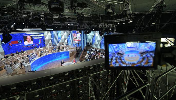 DDoS-атака на «прямую линию» с Путиным была с Украины