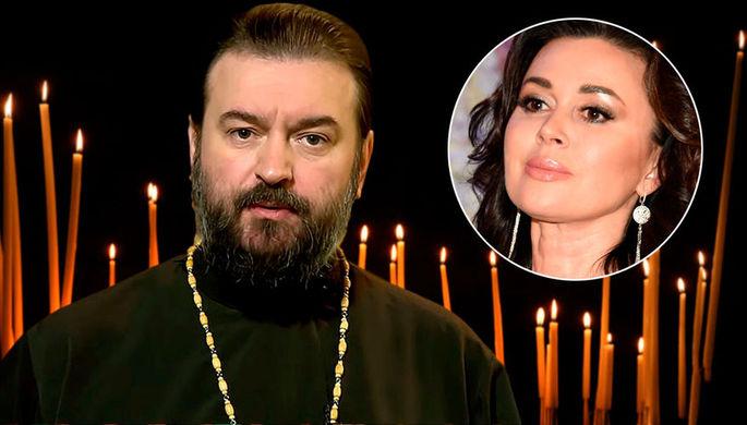 «Питаются прахом»: священник осудил друзей Заворотнюк