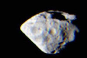 Rosetta asteroid ship