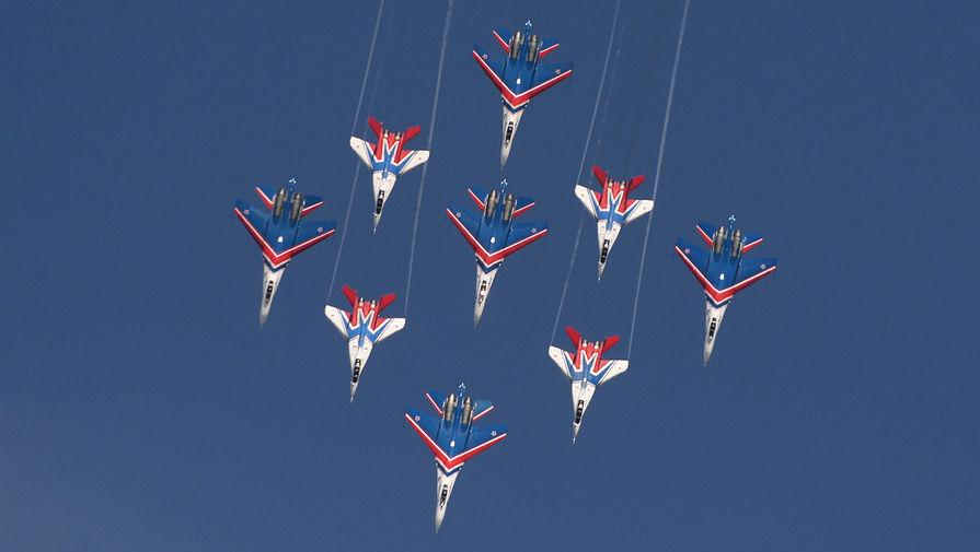 Самолеты и вертолеты Балтфлота примут участие в параде Победы в Калининграде