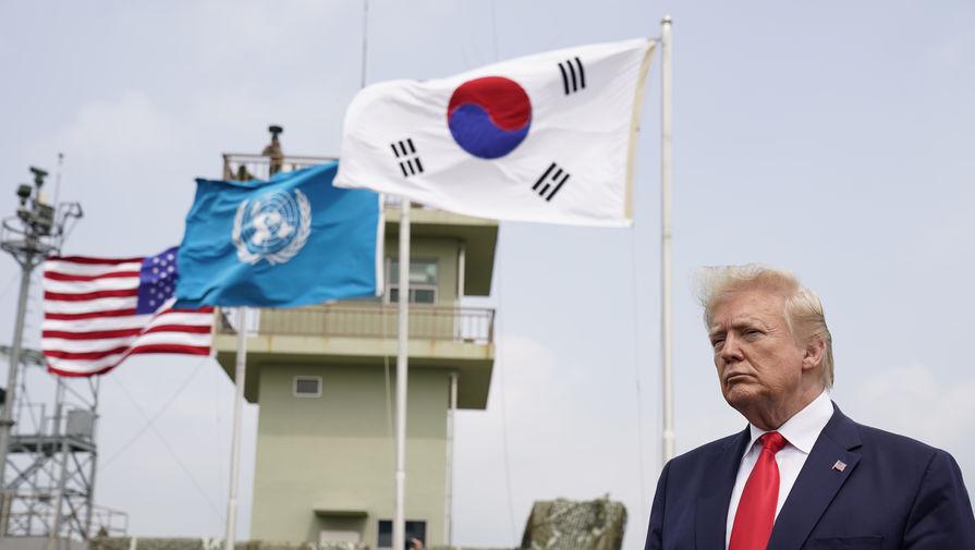 Трамп похвастался ядерным арсеналом США