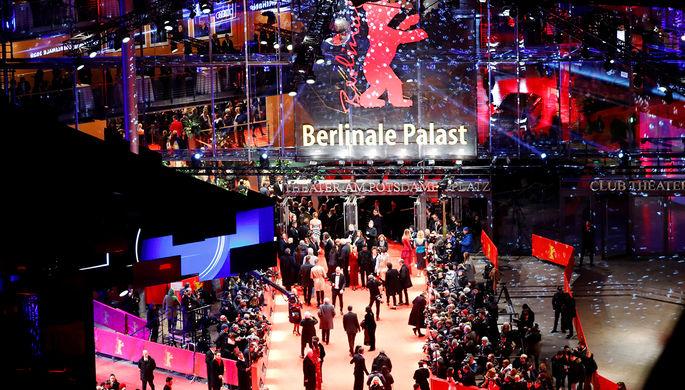 Красная дорожка Берлинского кинофестиваля, 20 февраля 2020 года