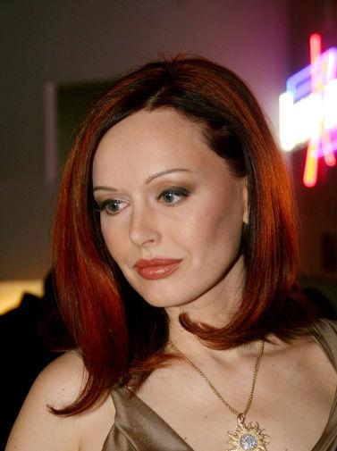Ирина Безрукова на 30-м Московском международном кинофестивале, 2008 год