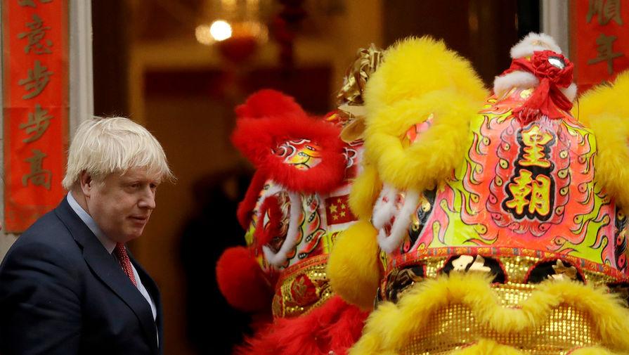 Таблетки с Востока: Джонсон урежет импорт из Китая