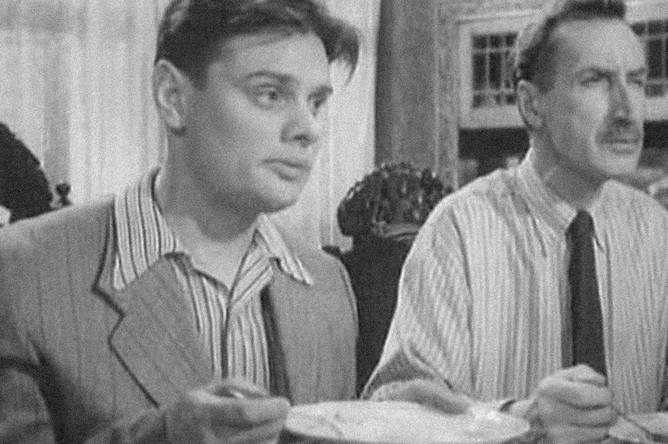 Владимир Андреев в фильме «Ночной патруль» (1957)