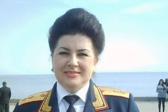 Задержанная Татьяна Коцюбинская представлялась лидером женского казачьего движения России