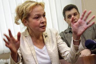 Бывший главред агентства URA.ru Аксана Панова