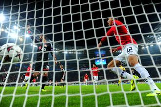 МЮ разгромил «Байер» в матче Лиги чемпионов