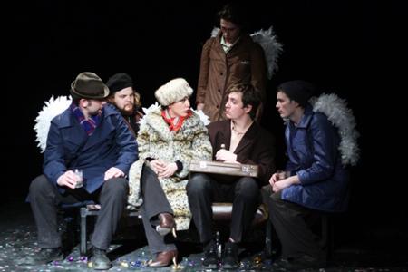 Спектакль «Москва-Петушки» в Доме Булгакова
