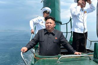 Низкий рост товарища Кима