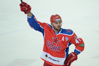 Александр Радулов принес ЦСКА победу над своей бывшей командой