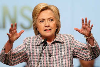 Триумф Клинтон омрачили «хакеры Путина»