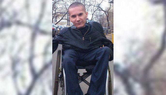 Инвалида-разбойника вывезли из тюрьмы