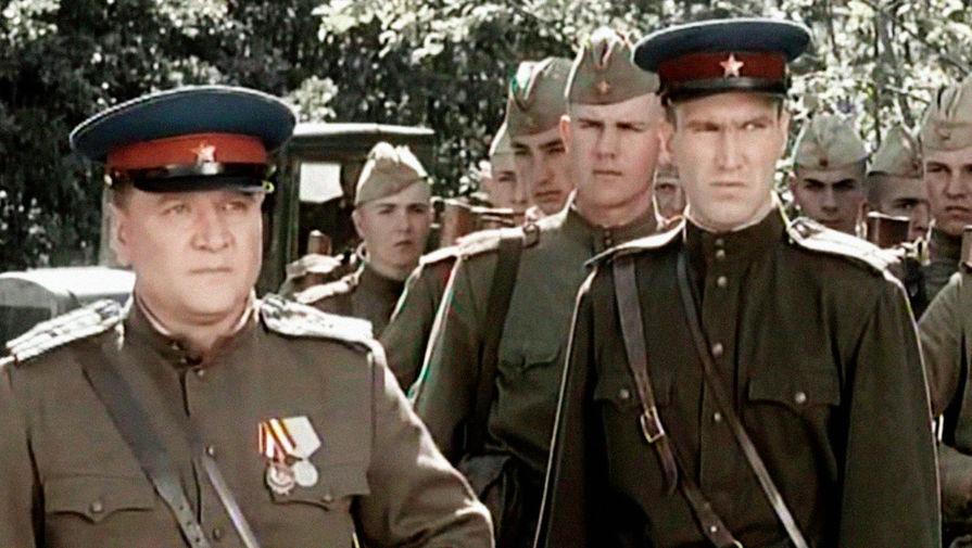 Кадр из сериала «Штрафбат» (2004)