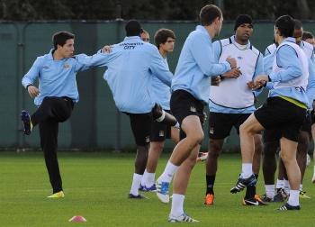 «Манчестер Сити» готовится к своему первому по-настоящему серьезному сопернику в Европе