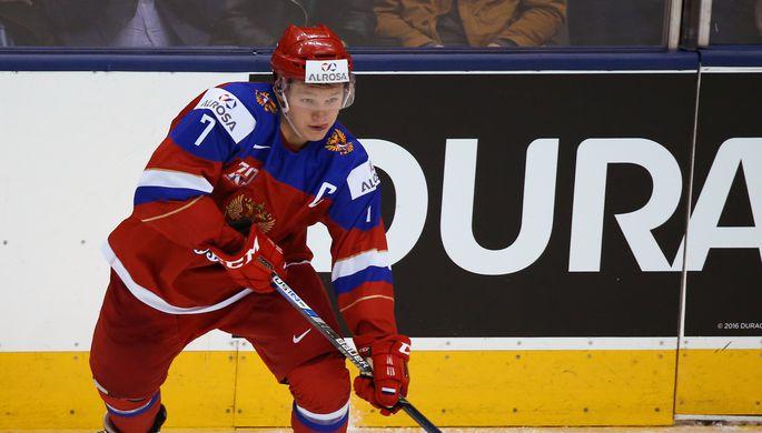 Молодежная сборная России сыграет с Данией в 1/4 финала чемпионата мира