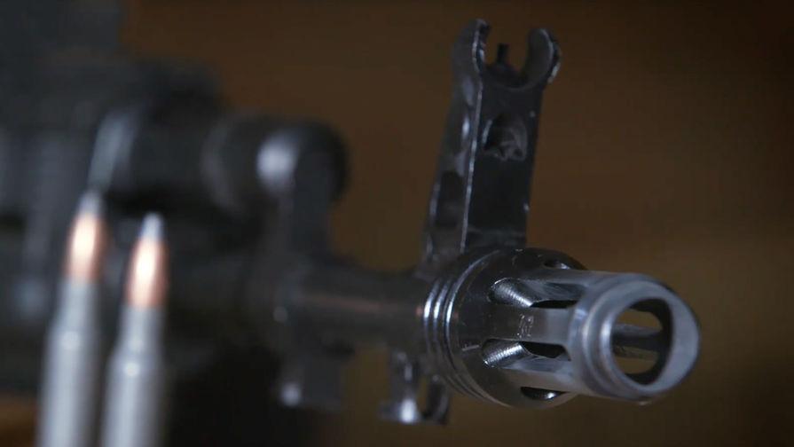 Презентация автомата АК-308 (кадр из видео)