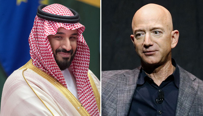 Саудовская атака:главу Amazon взломали с помощью WhatsApp