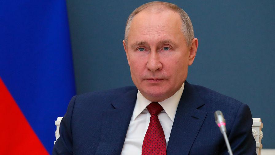 Макрон в беседе с Путиным отказался сотрудничать по делу Навального