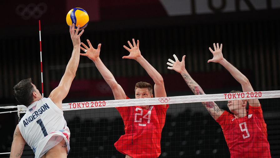 Сборная России уступила Турции в стартовом матче ЧЕ по волейболу