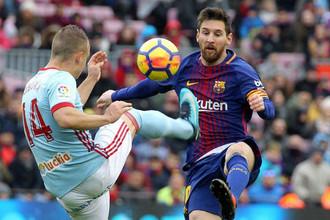 «Барселона» уповает на Лионеля Месси
