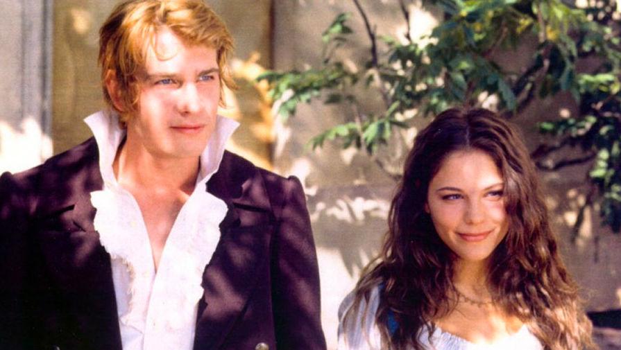 Кадр из сериала «Граф Монте-Кристо» (1998), где Гийом сыграл вместе со своим отцом Жераром и сестрой Жюли