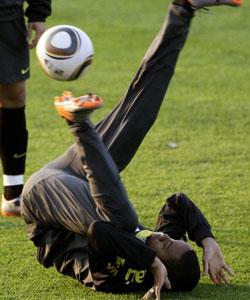 Робиньо хочет остаться в «Манчестер Сити»