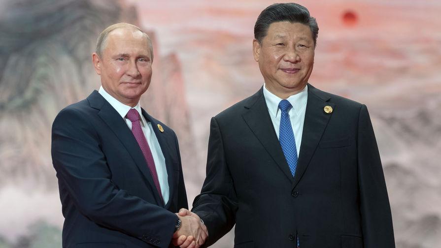 «Боролись бок о бок»: КНР и РФ будут защищать итоги войны