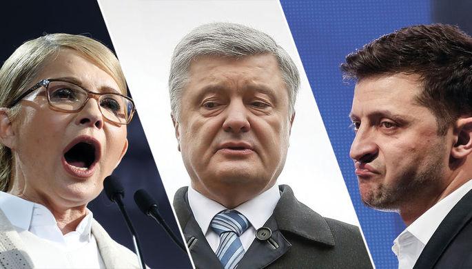 «Схемы Порошенко»: Зеленского обвинили в жульничестве с газом