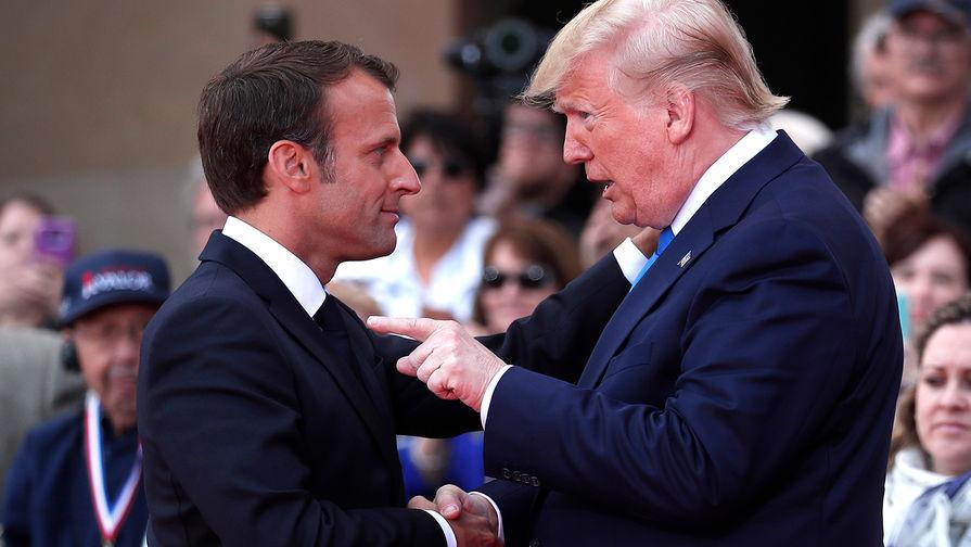 CNN: Трамп и Макрон решили пригласить Россию на встречу G7 в 2020 году