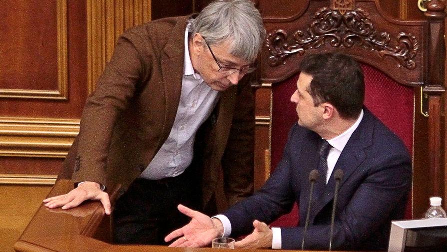 Бывший гендиректор канала «1+1» возглавил минкульт Украины