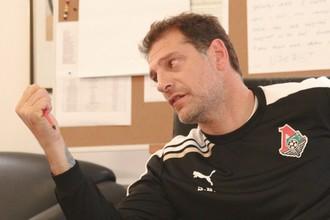 Славен Билич дождался весенней победы своей команды