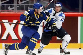 Сборная Швеции спустя два года вышла в финал чемпионата мира