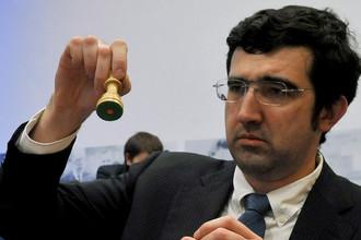 Владимир Крамник примет участие в Суперфинале чемпионата России