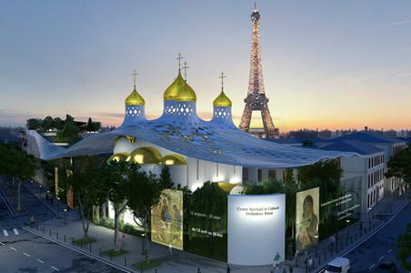 Власти Франции дали согласие на строительство российского православного комплекса в центре Парижа