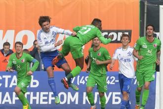 Московское «Динамо» и казанский «Рубин» голов друг другу не забили