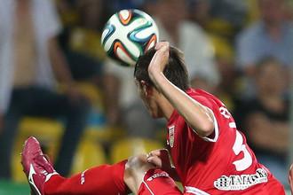 «Уфа» одержала победу над «Амкаром» во втором туре чемпионата России по футболу