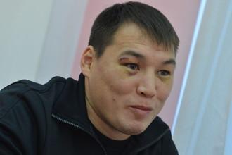 Звезда профессионального бокса Руслан Проводников