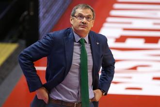 Перед Сергеем Базаревичем стоит непростая задача по возвращению мужской сборной России по баскетболу прежнего статуса