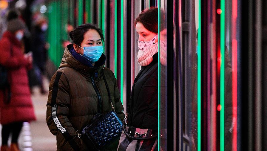 Власти оценили вероятность новой волны коронавируса в Москве